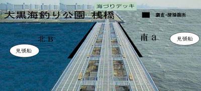釣り 大黒ふ頭 【大黒海釣り施設】台風被害から再開された横浜市の一級釣り場